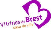 Logo vitrines de Brest