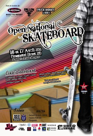 Open national skate